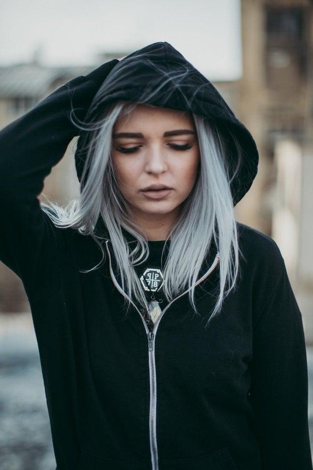 grey hair color