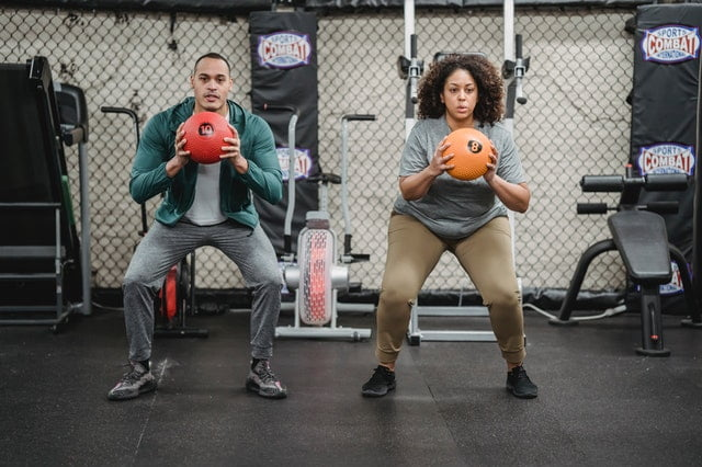 Best Ways to Lose Weight in College as a Couple